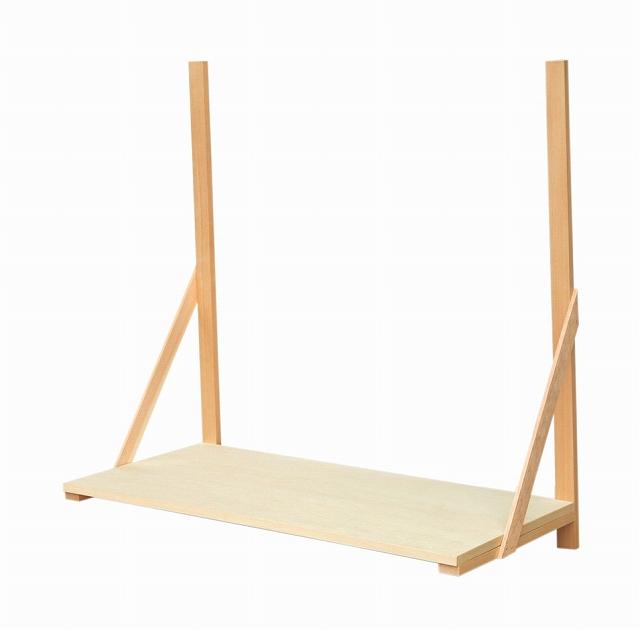 棚板 中 横巾61.5cm 【神具】 ●お仏壇・仏具の浜屋
