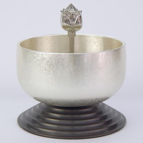 おりん(リン) 音ずれ銀結晶 仏壇用仏具