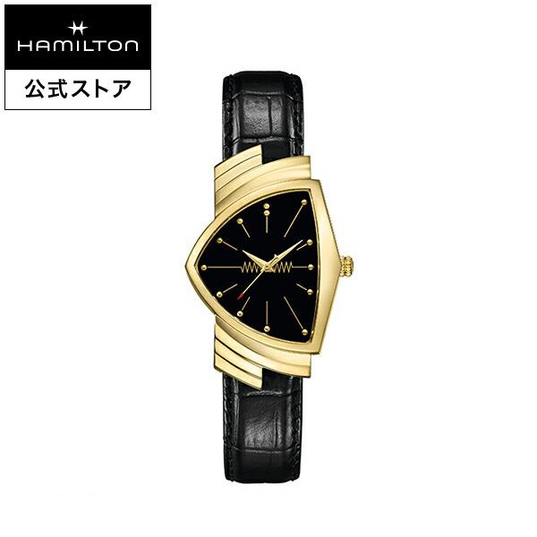 ハミルトン 公式 腕時計 Hamilton Ventura ベンチュラ ベンチュラ メンズ レザー