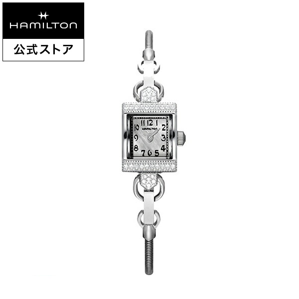ハミルトン 公式 腕時計 Hamilton Lady Vintage アメリカンクラシック レディハミルトン ヴィンテージ レディース メタル | 正規品 時計 ブレスレットウォッチ ブレスレット レディース腕時計 ブランド腕時計 レディースウォッチ 女性 メタルバンド 女性用腕時計