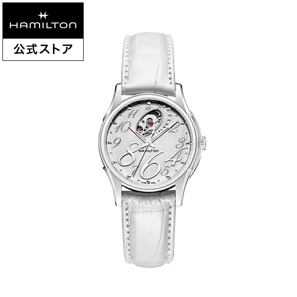 ハミルトン 公式 腕時計 Hamilton Jazzmaster Viewmatic ジャズマスター ビューマチック メンズ レザー | 正規品 時計 メンズ腕時計 ブランド 革ベルト ホワイト クォーツ ウォッチ ビジネス 37mm 男性腕時計 クオーツ クォーツ 男性 クールビズ シルバー文字盤