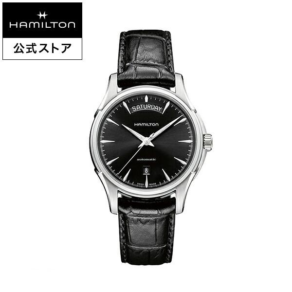 ハミルトン 公式 腕時計 Hamilton Jazzmaster Day Date ジャズマスター デイデイト メンズ レザー | 正規品 時計 メンズ腕時計 ブランド ベルト 革ベルト ウォッチ ブランド腕時計 ビジネス おしゃれ 男性腕時計 watch 紳士 革 男性 メンズウォッチ