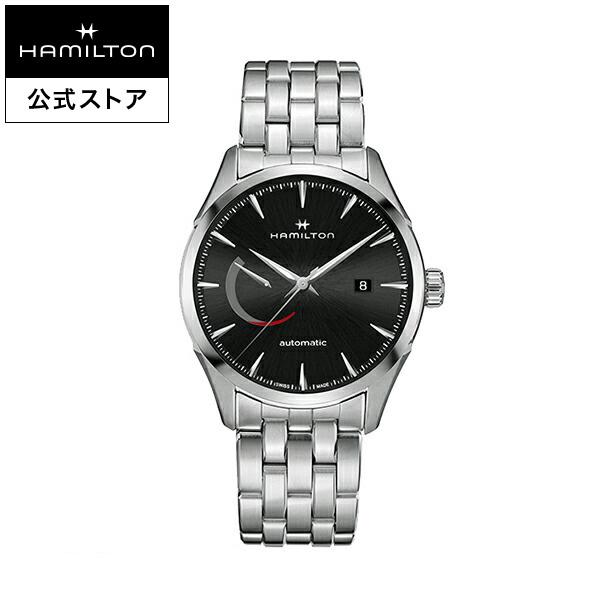 ハミルトン 公式 腕時計 Hamilton Jazzmaster Power Reserve ジャズマスター パワーリザーブ メンズ メタル | 正規品 時計 メンズ腕時計 ブランド ブレスレットウォッチ ウォッチ 自動巻 ビジネス 機械式 おしゃれ watch 高級 男性 プレゼント 男性用腕時計