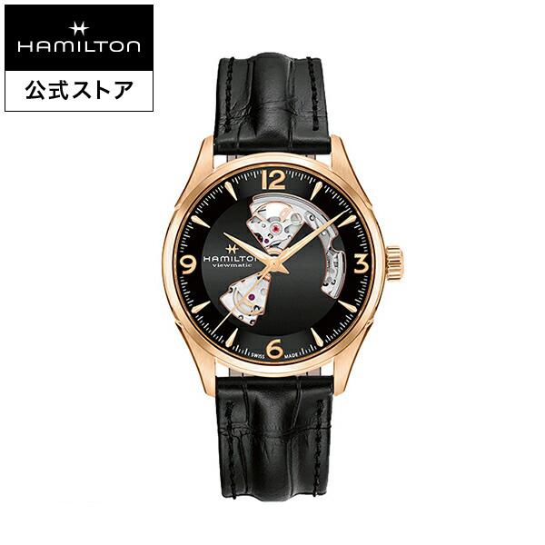 ハミルトン 公式 腕時計 Hamilton Jazzmaster Open Heart ジャズマスター オープンハート メンズ レザー | 正規品 時計 メンズ腕時計 ブランド ベルト 革ベルト ウォッチ ブランド腕時計 ビジネス うでとけい 男性腕時計 watch 紳士 革 男性 ウオッチ メンズウォッチ
