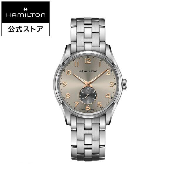 ハミルトン 公式 腕時計 Hamilton JM THINLINE SLS Q40-GR-BRC ジャズマスター スモールセコンド クォーツ メンズ ステンレススチール | 正規品 時計 メンズ腕時計 ブランド ブレスレットバタフライバックル クォーツ ウォッチ ビジネス クォーツ シンプル 男性