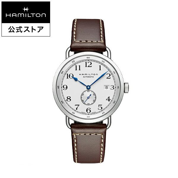 ハミルトン 公式 腕時計 Hamilton Khaki Navy Pioneer Small Second カーキ ネイビー パイオニア スモールセコンド メンズ レザー   正規品 時計 メンズ腕時計 ブランド 革ベルト ウォッチ ビジネス 男性腕時計 watch 紳士 革 男性 オフィス スーツ クールビズ