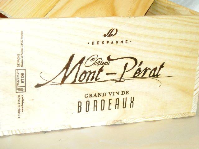 シャトーモンペラルージュ[2013]ChâteauMont-PeratRouge