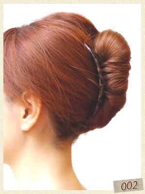 Littlemoon Japanese Hair Accessories Tortoiseshell Comb Twist