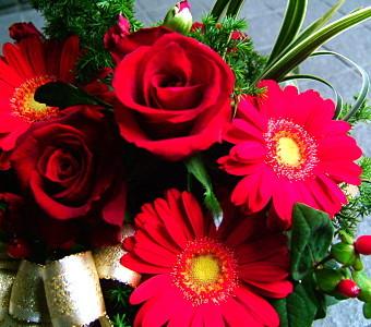 誕生日 いい夫婦の日 開店祝い 送別 プレゼント 花プレゼントにも おまかせ レッド系 花束 送別 花 人気ランキング 花ギフト 花束 結婚記念日 (誕生日 などにも) バラ 就任 送別 13 花束
