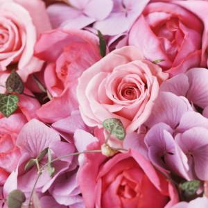 誕生日 開店祝い プレゼント おまかせ ピンク系フラワーアレンジメント 花 人気ランキング 花ギフト 花束 結婚記念日 (就任 送別 誕生日 などにも) バラ 就任 送別 41