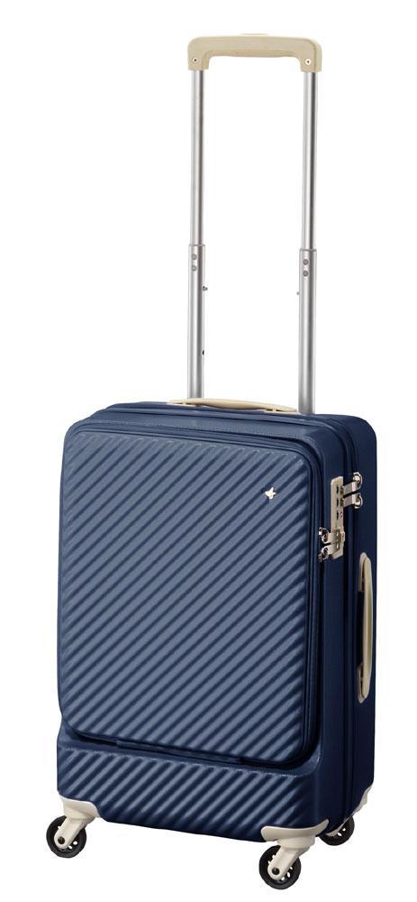 ace. エース HaNT mine ハントマイン スーツケース キャリーバッグ キャリーケース 機内持ち込みサイズ TSAロック 軽量丈夫 Sサイズ ハード ファスナー 34L 3.3kg 1泊-2泊 05744 あす楽対応【ラッピング不可商品】