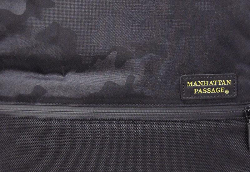 """マンハッタンパッセージ ビジネスリュックサック MANHATTAN PASSAGE バックパック L """"エスト カモフラージュ"""" リュック リュックサック デイパック5515 メンズ 男性 プレゼント ギフトラッピング無料ギフトQdrCths"""