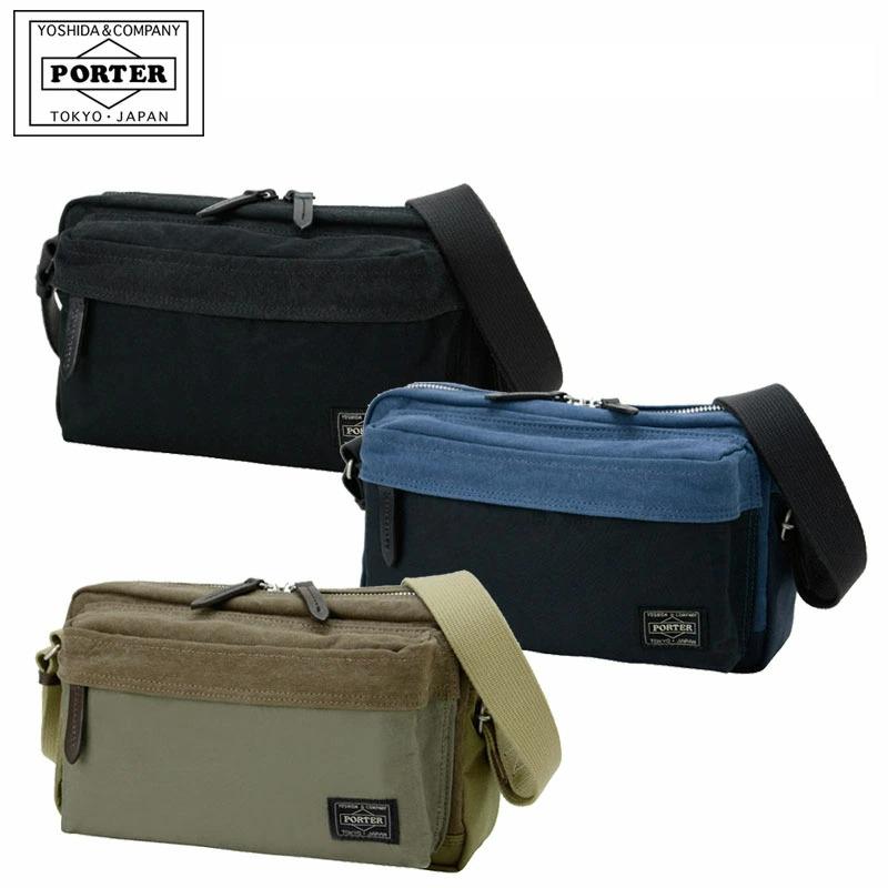 ギフトラッピング無料 | ポーター PORTER 吉田カバン ブリッジ SHOULDER BAG ショルダーバッグ メンズ 吉田かばん 193-04062 Sサイズ