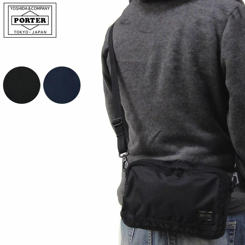 吉田カバン ポーター フラッシュ PORTER FLASH ショルダーバッグ メンズ ポーチ 斜めがけ ナイロン 689-05940 男性 プレゼント ギフトラッピング無料 正規品ギフト