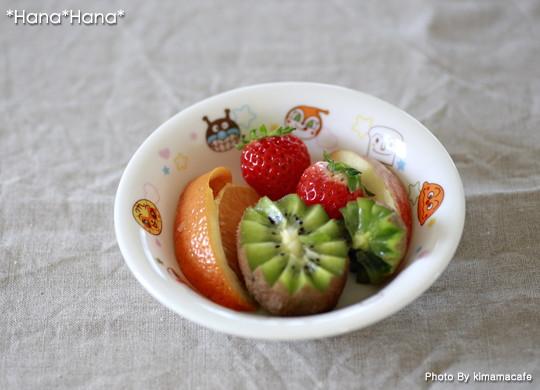 人気キャラクター アンパンマン かわいい 深皿 子供食器 子ども キッズ 園児 幼児向け 陶器 美濃焼 日本製 国産  (クーポン配布中)アンパンマン フルーツ皿 15cm//美濃焼 キャラクター 買いまわり