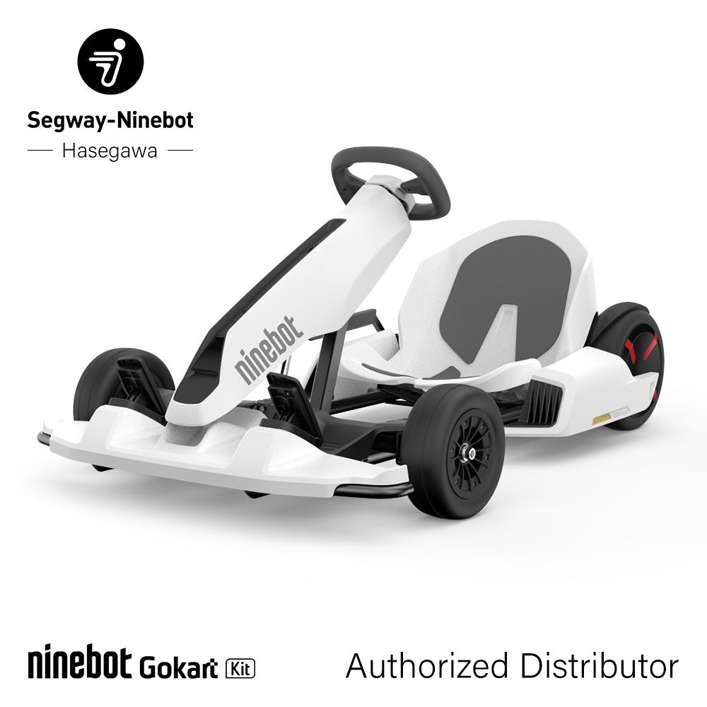 【エントリーでP16倍】【GoKart Kit】Segway-Ninebot Segway Ninebot セグウェイ ナインボット ゴーカートキット 電動 モビリティ 乗り物 長谷川工業 ハセガワ hasegawa