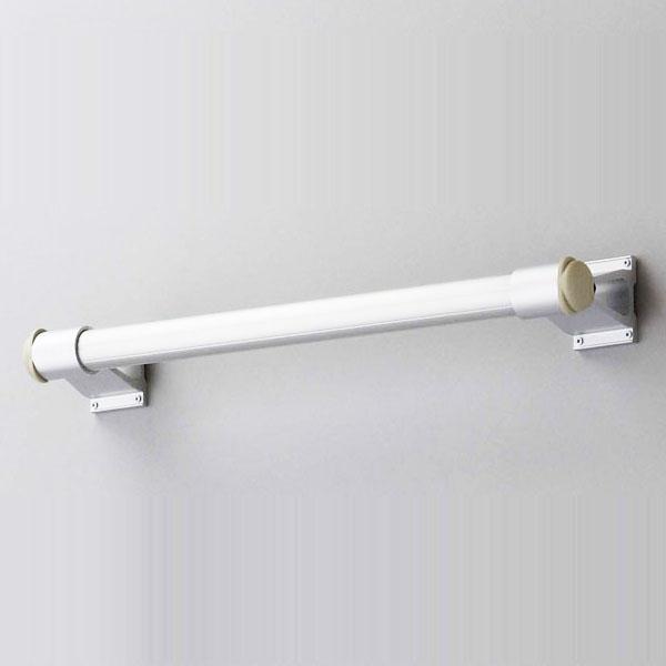 [個人宅配送不可] (パイプ1本ブラケット2個) オプション ロフト昇降はしご専用パイプ 長谷川工業 LD1-PA