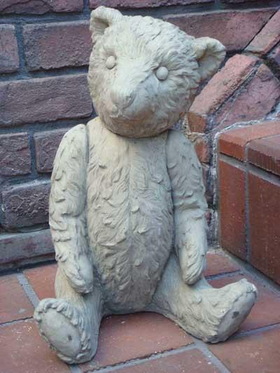 ガーデニング ガーデン ベアー 雑貨 『English Large Mother Bear』