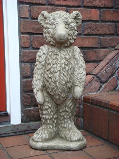 ガーデニング ガーデン 英国 グッズ『Teddy Bear・Standing Big Bear』