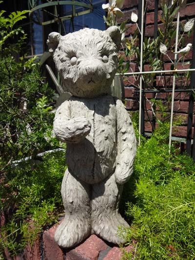 ガーデニング ガーデン 雑貨『Standing Bear』