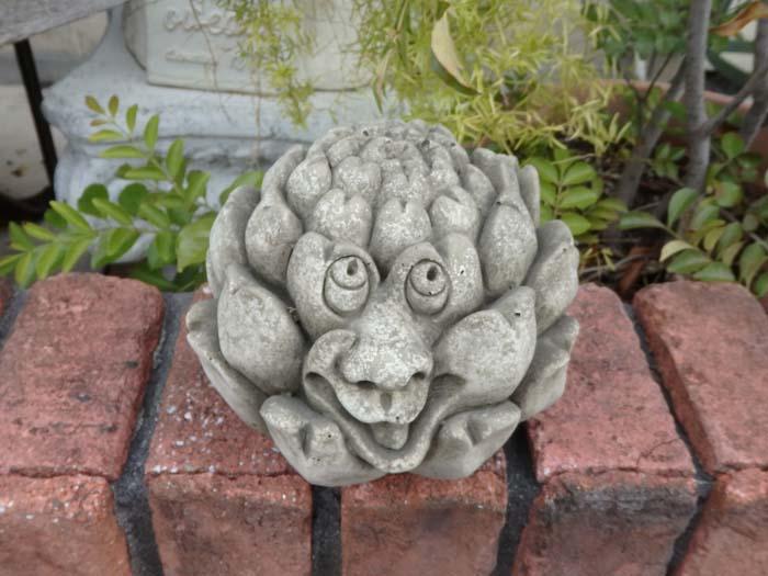 ガーデニング ガーデン 英国 『English Artichoke Face』