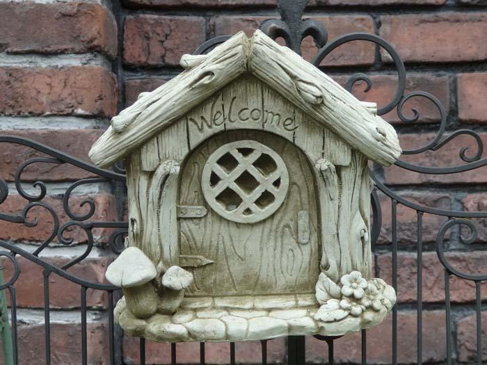 ガーデニング ガーデン イングリッシュ 英国 雑貨『English Fairy Door』