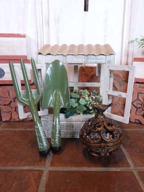 ガーデンセット ガーデニング ガーデン 雑貨『ガーデンセット♪オープンハウス』