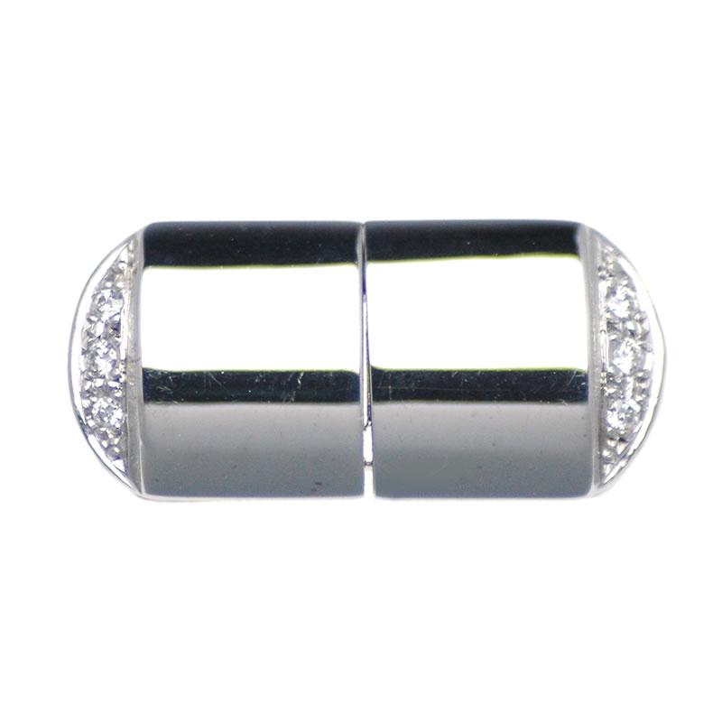 ダイアモンド・クラスプ K18WG 商品番号:C05178W