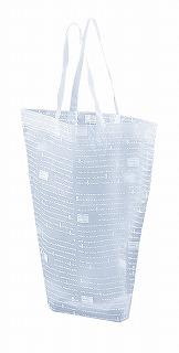 ラッピング用品 梱包資材 ラッピング袋 梱包袋 アレンジバッグ 贈答品 超安い 手作り 材料 ショコラ柄チューテL 01 取寄 デリバッグ 20マイ 162-3056-0