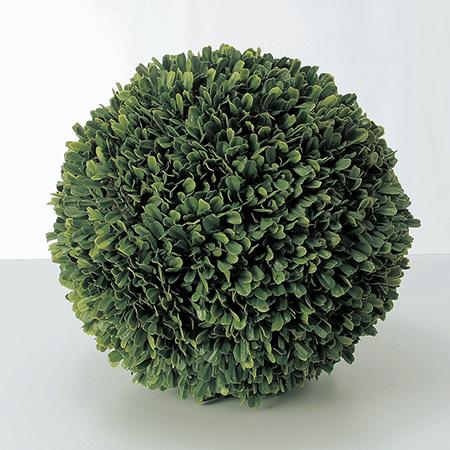 【造花】アスカ/ボックスウッドボール(S) グリ-ン/A-50679-051A【01】【取寄】