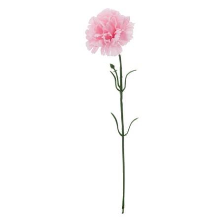 造花 アーティフィシャルフラワー カーネーション ブーケ パーツ 即日 【造花】YDM/カーネーションピックL ピンク/FS7800-P造花(アーティフィシャルフラワー) 造花 花材「か行」 カーネーション 手作り 材料