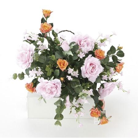 【直送】【人工観葉植物】光の楽園/光触媒 壁掛エンジェル/707A100※返品・代引不可【07】【07】《 造花(アーティフィシャルフラワー) 造花ギフト フラワーアレンジ 》