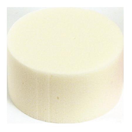 花資材 道具 豪華な フローラルフォーム 高級な ケーキ 手作り オアシス 即日 材料 アイボリーφ10cm※6個入りF-37000 レインボーケーキ