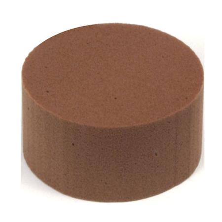 花資材 出色 道具 フローラルフォーム ケーキ 栗φ10cm※6個入りF-37507 即日 セール レインボーケーキ オアシス