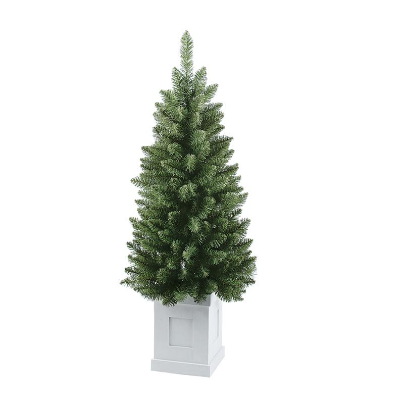 【造花】アスカ/S.コンテナツリー /AX68746-0【01】【取寄】《 店舗ディスプレイ クリスマス飾り クリスマスツリー 》