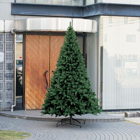 【造花】アスカ/パインツリー /AX68733-0【01】【取寄】《 店舗ディスプレイ クリスマス飾り クリスマスツリー 》