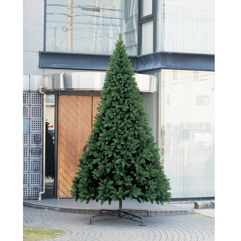 【造花】アスカ/ジャンボツリー /AX68734-0【01】【取寄】《 店舗ディスプレイ クリスマス飾り クリスマスツリー 》