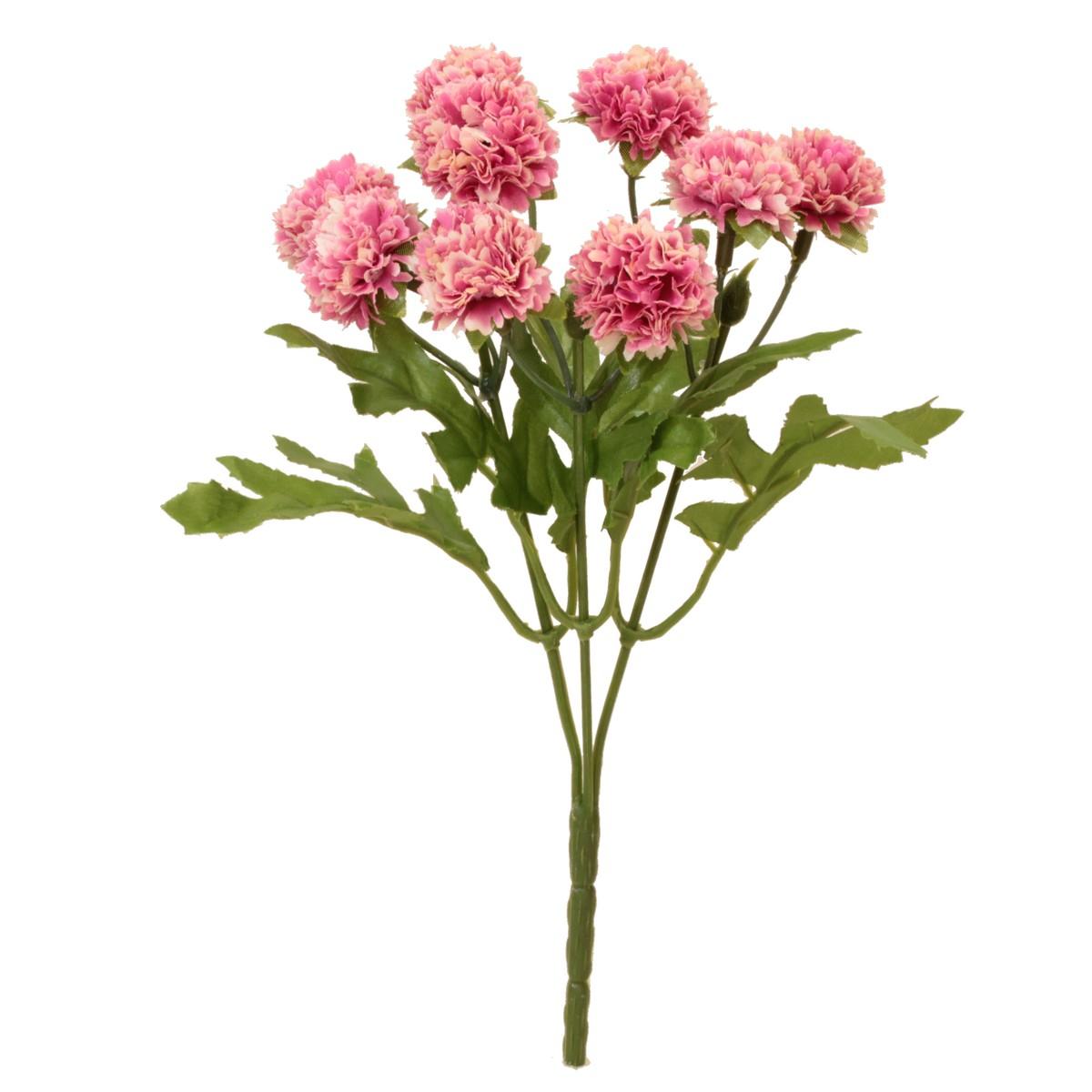 【造花】パレ/マムブッシュ モーウ゛/P-8282-30【01】【取寄】[24本]《 造花(アーティフィシャルフラワー) 造花 花材「か行」 キク(菊)・ピンポンマム 》