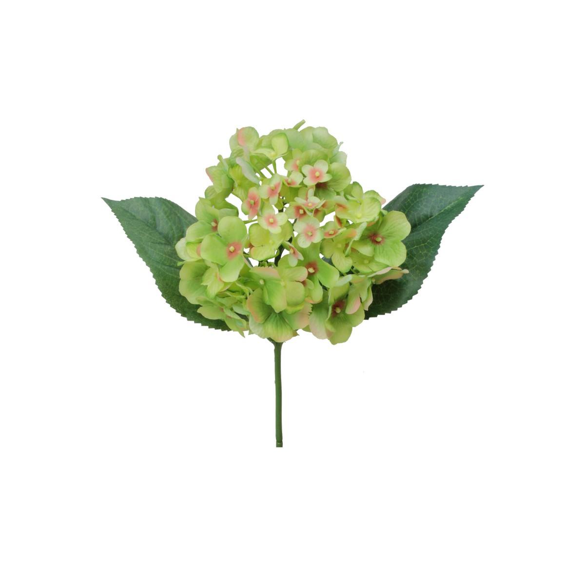 【造花】パレ/ハイドランジアピック グリーン/P-8284-60 造花 バラ【01】【取寄】[12本]