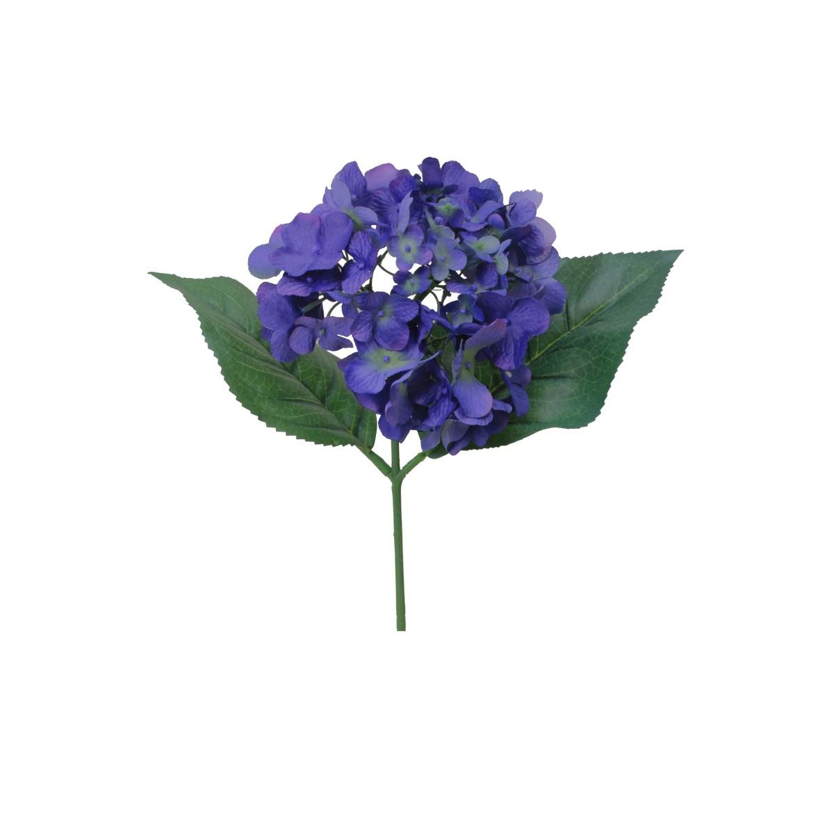 【造花】パレ/ハイドランジアピック ブルー/P-8284-70|造花 バラ【01】【取寄】[12本]