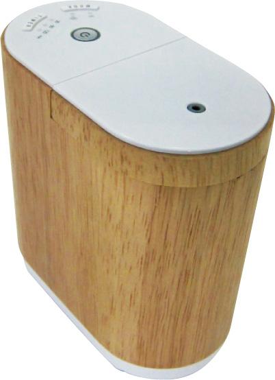 生活の木/エッセンシャルオイルディフューザー aromore wood(木製アロモア) /08-801-6010【01】【取寄】《 キャンドル アロマ アロマランプ、ディフューザー 》