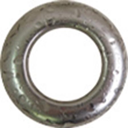 NBK/ツメ式ハトメ 水滴 内径21mm 40組/F5-407-40【01】【取寄】