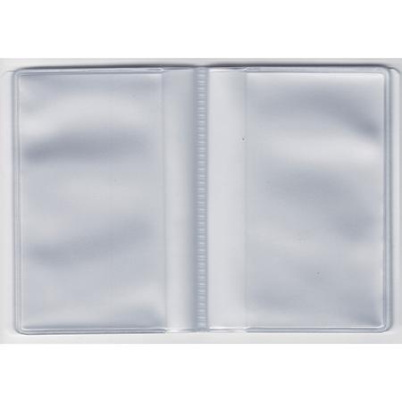 NBK/カードケース 20ポケット 50個/S1-16-50【01】【取寄】