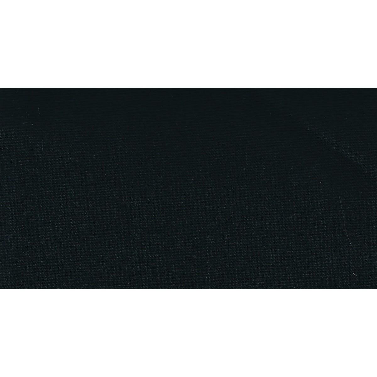 菱)綿麻キャンバス(麻55%) 無地 巾110cm 原反/HCL6000R-F【01】【取寄】[12m]《 手芸用品 生地・芯地 キャンバス・ガーゼ 》