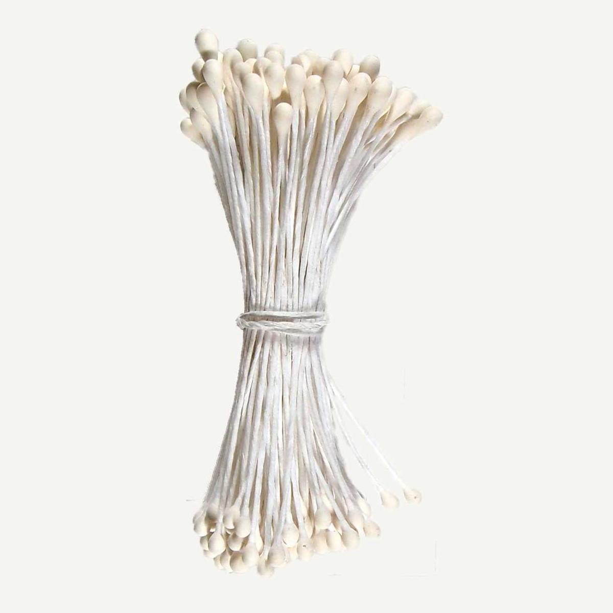 サンセイ/XP-001素玉3.5mm クリーム/583276【01】【取寄】[100束]《 花資材・道具 アクセサリー ペーパーフラワー用品 》