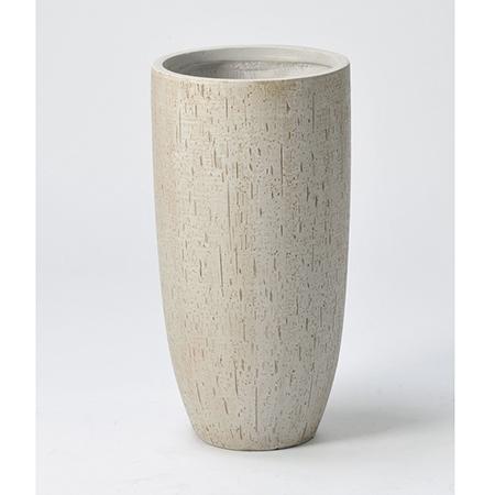 アスカ/ポット(S) スト-ン/A-10691-011S【01】【01】【取寄】《 花器、リース 花器・花瓶 プラスチック・アクリル花器 》