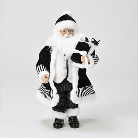 アスカ/スタンディングサンタ/AX68893【01】【取寄】《 店舗ディスプレイ クリスマス飾り オブジェ・小物 》