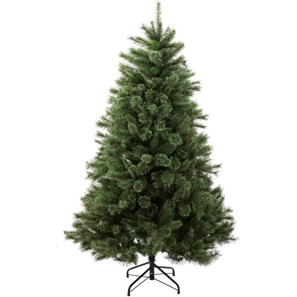 【造花】YDM/450cm ミックスパインイージーツリー/CAA-162【01】【取寄】《 店舗ディスプレイ クリスマス飾り クリスマスツリー 》