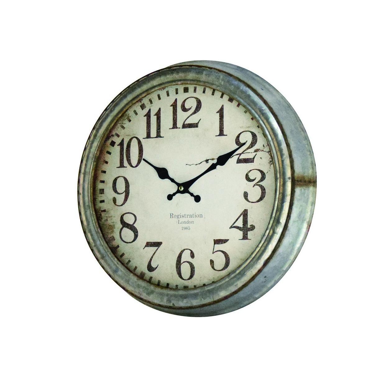 CARNAC/アンティーククロックC-GA/ZF08【01】【取寄】[2個]《 店舗ディスプレイ インテリア 時計 》