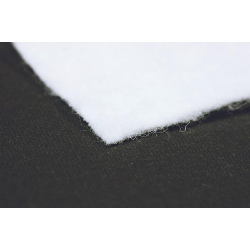 薄手 キルト綿 厚さ5mm 巾96cm×20m巻/KSP100-20R【01】【取寄】《 手芸用品 生地・芯地 キルト綿 》